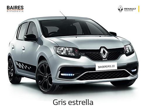 Renault Sandero 2.0 Rs Nafta 0km 2021 Contado Financiado Per