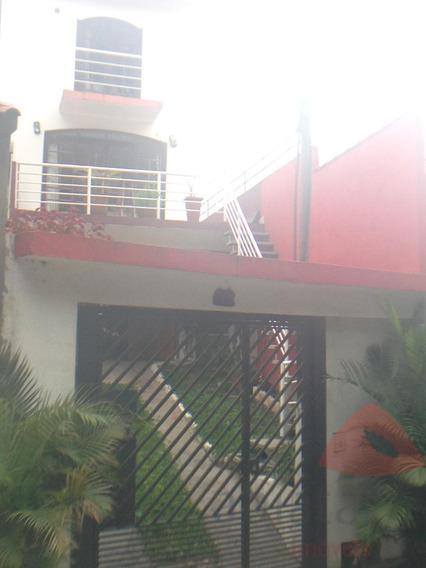 Lindo Sobrado, Muito Bem Distruido, 3 Suites, Aceita Permuta Por Apartamento - 727