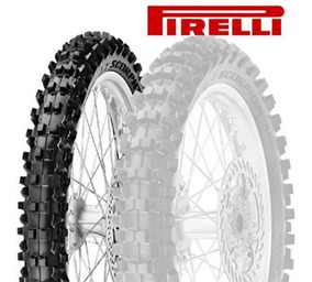 Pneu Pirelli Dianteiro 60*100-12 Mid Soft32