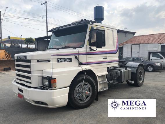 Scania T 143 H Cavalo Toco