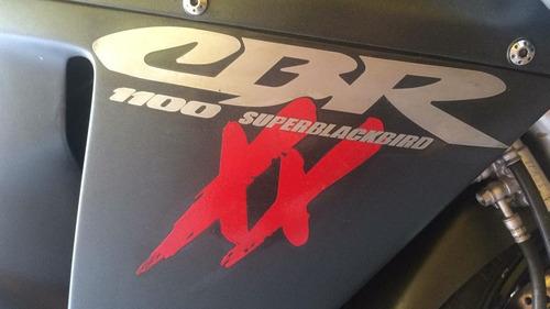 Honda Cbr 1100 Xx Black Bird 1998