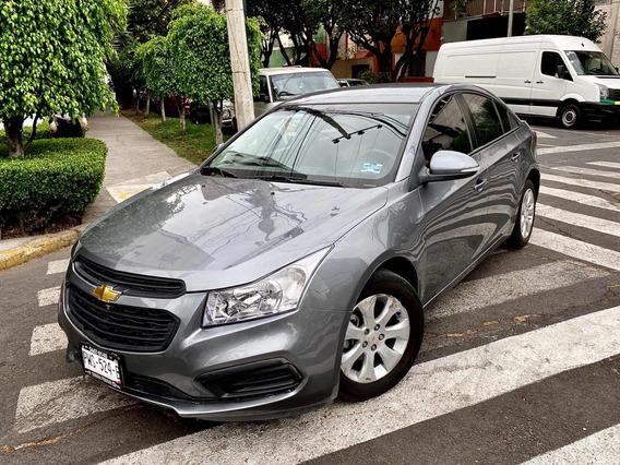 Chevrolet Cruze 1.8 Ls L4 Man At 2015