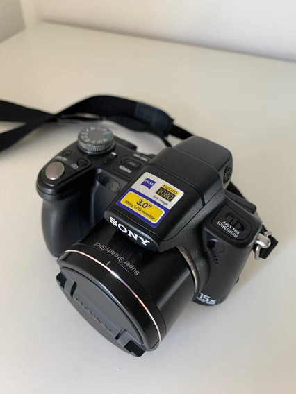 Câmera Sony Dsc H50