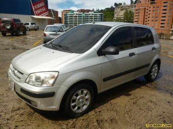 Hyundai Getz Sedan
