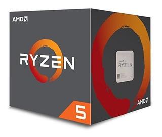 Procesador Amd Ryzen 5 1600 Con Wraith Spire Cooler Yd1600bb