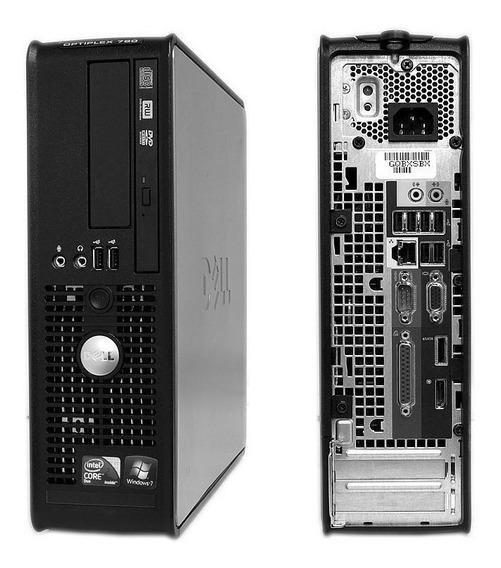 Mini Cpu Dell Optiplex 780 Desktop Core 2 Duo 2gb