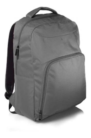 Mochila Para Notebook 15 Multilaser College Cinza- Bo319