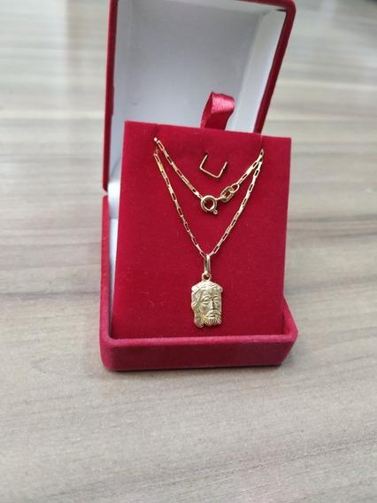 Colar Em Ouro 18k 750 Cartier Longo ( Pingente Não Incluso )