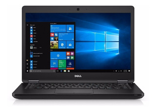 Notebook Dell Latitude 5490 I7 8650u 16gb 1tb 14 Win10p