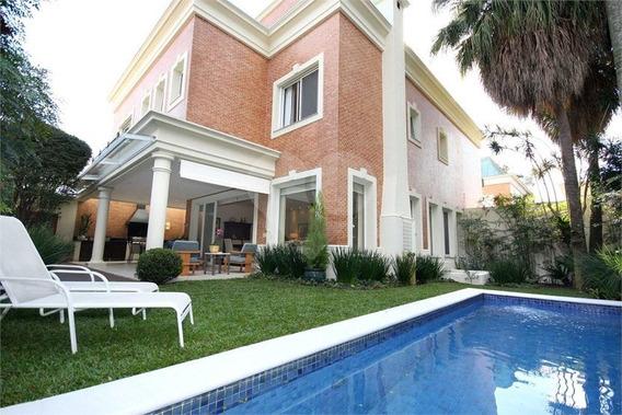 Casa Em Condomínio 4 Suítes Com Piscina No Alto Da Boa Vista - 375-im399974