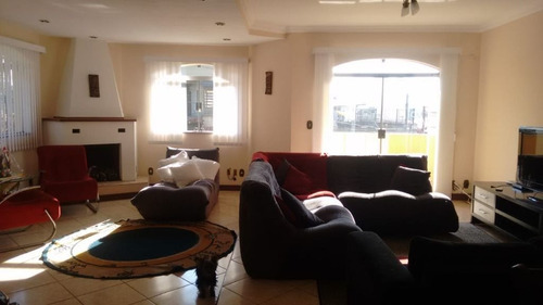 Imagem 1 de 11 de Sobrado Com 4 Dormitórios, 407 M² - Venda Por R$ 1.320.000 Ou Aluguel Por R$ 4.500/mês - Vila Marina - Santo André/sp - So1578