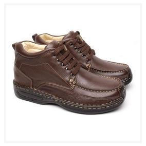 f1deafe6f8 Sapatilhas Couro Legitimo Franca Masculino - Sapatos no Mercado ...