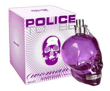 Perfume Police To Be Woman 40 Ml - Original - Selo Adipec