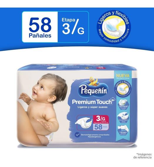 Pañales Pequeñín Premium Et3x58 - Unidad a $767