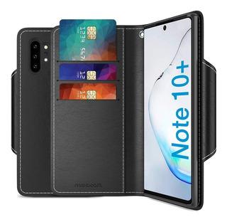 Funda Maxboost Billetera Wallet Samsung Galaxy Note 10 Plus