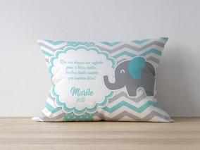 15 Almofadas Personalizadas - Lembrancinha Maternidade