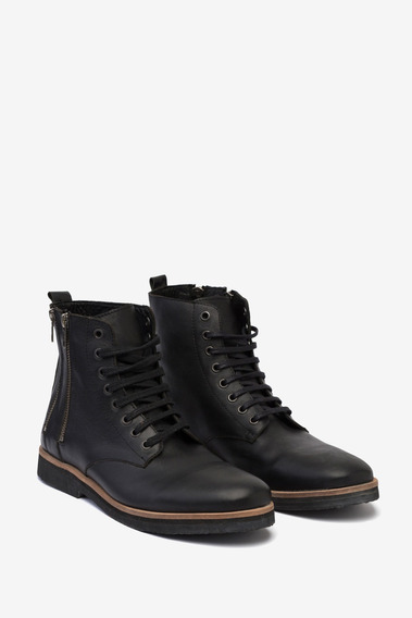 Calzado Focley Negro Cuotas