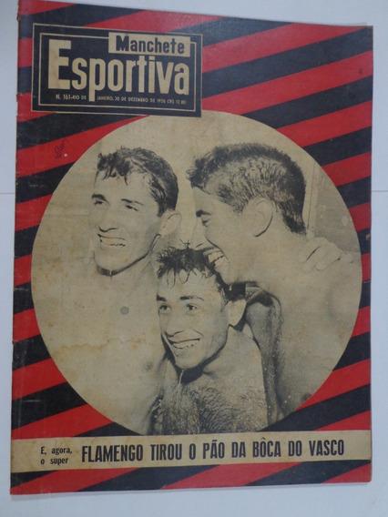 Revista Manchete Esportiva 161 Dez 58 Atlético Mineiro Naúti