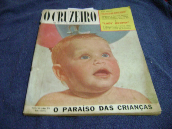 O Cruzeiro N 11 Ano 28 Dez/55 - Televisao Em Minas / Tv Tupi