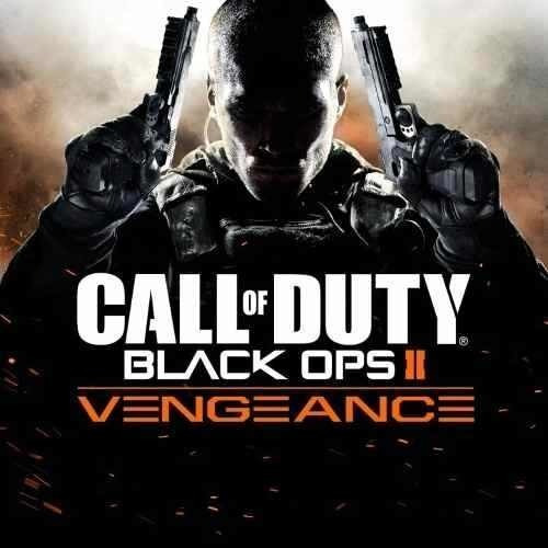 Dlc Vengeance P/ Black Ops 2 Cod Bo2 Br - Ps3