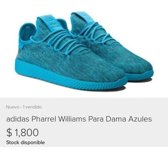 Tenis adidas Pharrell Williams