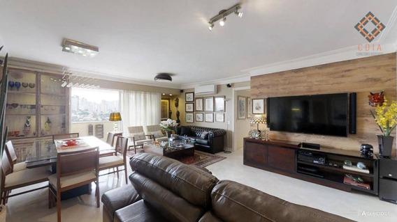 Apartamento Com 2 Dormitórios À Venda, 104 M² Por R$ 950.000 - Vila Clementino - São Paulo/sp - Ap42458