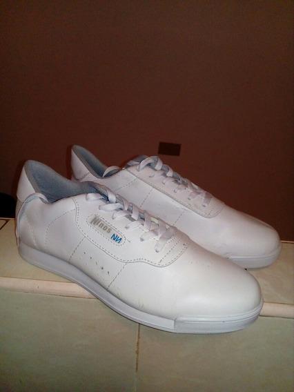Zapatos Deportivos Blancos Talla 43 Nuevos