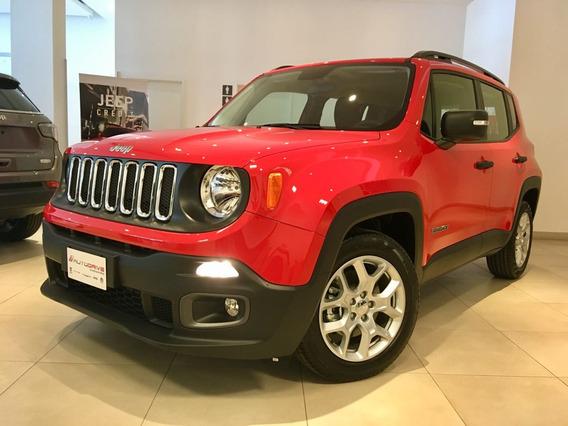 Nuevo Plan De Financiacion Jeep Renegade