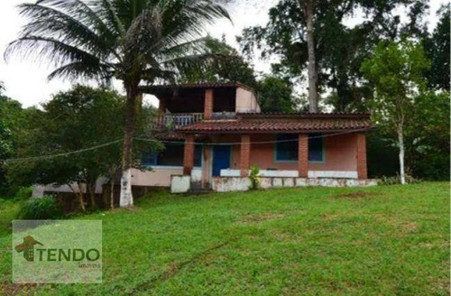 Imagem 1 de 15 de Imob03 - Chácara Com 2 Dormitórios À Venda, 20000 M² Por R$ 400.000 - Nova Peruíbe - Itariri/sp - Ch0094