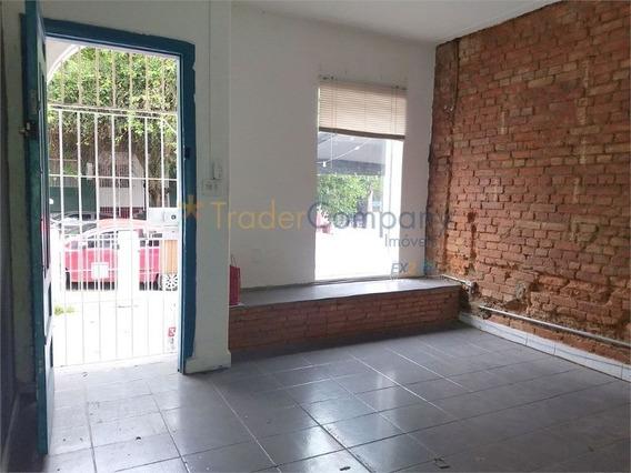 Casa Comercial Rua Movimentada De Perdizes Próximo Lotérica, Palmeiras E Shopping Bourbon. - Sb00067