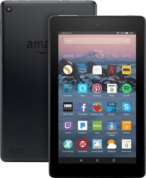 Tablet Amazon Fire Hd7 16gb / Tela 7 Lacrado Nota Fiscal