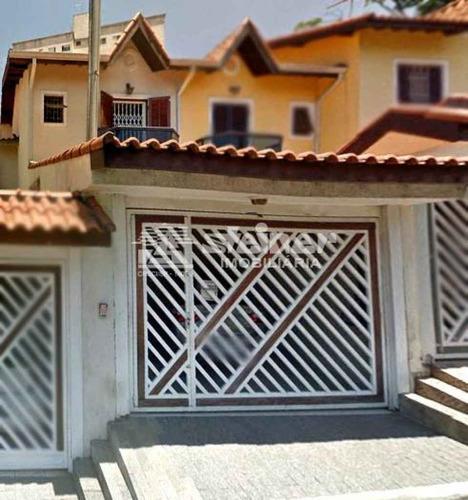 Imagem 1 de 24 de Venda Sobrado 2 Dormitórios Vila Maranduba  Guarulhos R$ 530.000,00 - 35497v