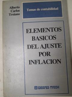 Elementos Básicos Del Ajuste Por Inflación