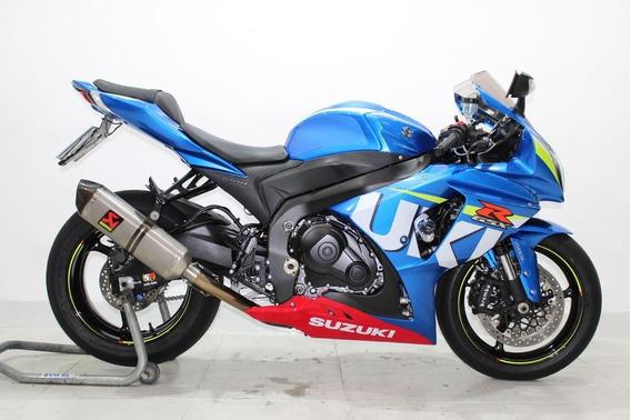 Suzuki Gsx R 1000 Moto Gp Abs 2016 Azul