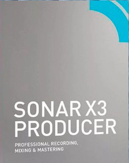 Sonar X3 + Sundforg 11 + Korg M1 O Frete E Gratis