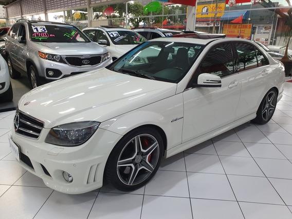 Mercedes-benz Classe C 6.3 Amg 4p 2011