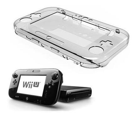 Carcasa Tpu Rigido  Protector  Wiiu Pad Nintendo Unitec