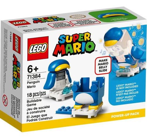 Imagem 1 de 1 de Lego Super Mario Pacote Power-up - Mario Pinguim