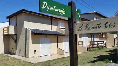 Alquilo Departamento Santa Teresita Con Pileta