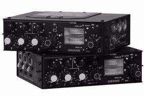 Mixer Profissional Shure Portátil Fp-33
