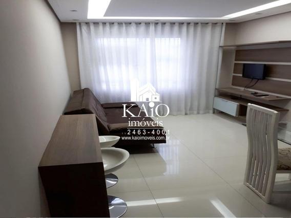 Apartamento Mobiliado No Unico De 44m² Com 2 Dormitórios, Ponte Grande - Ap1174