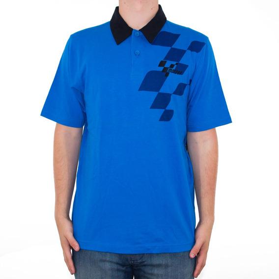 Polo Alpinestars M Azul #3481