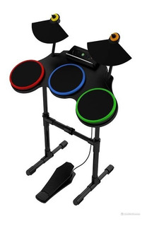 :::.. Bateria Guitar Hero World Tour Ps3 + Disco..:::