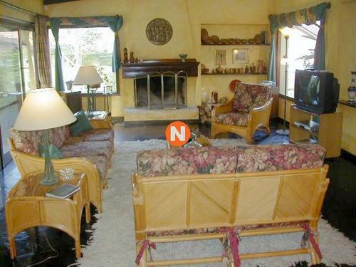 Casa En Venta Y Alquiler, Golf, Punta Del Este, 3 Dormitorios.- Ref: 205124