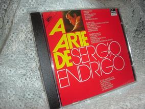 A Arte De Sergio Endrigo Cd Masterizado Música Italiana