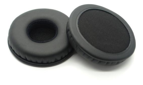 Espumas P/ Jbl E40bt E40 Bt E 40bt Bluetooth Almofadas Couro