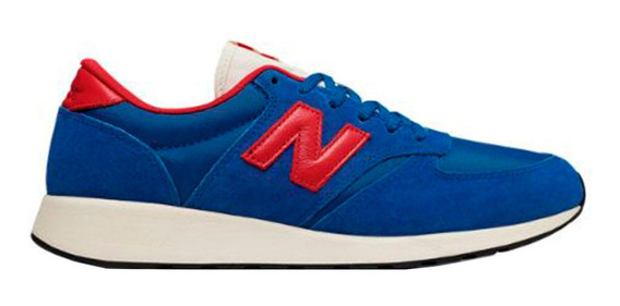 Championes New Balance 420 Blue - Yalocompro