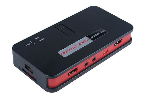 Placa De Captura Ezcap 284 Fullhd 1080p Gameplay Streaming