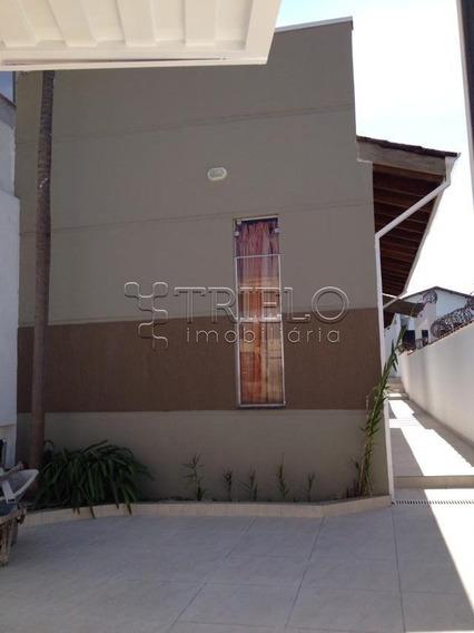 Venda/aluguel-casa Terrea Com 02 Dorms-02 Vagas- Mogi Moderno-mogi Das Cruzes-sp - V-2477