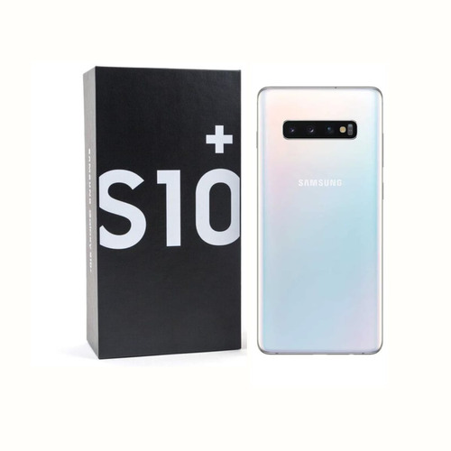 Samsung Galaxy S10 Plus 128 Gb 8ram Nuevo Garantía 4 Tiendas